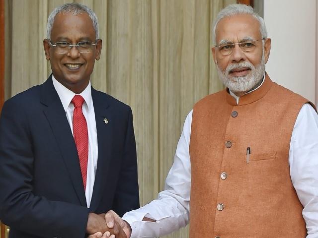 Consulate General of India in Maldives