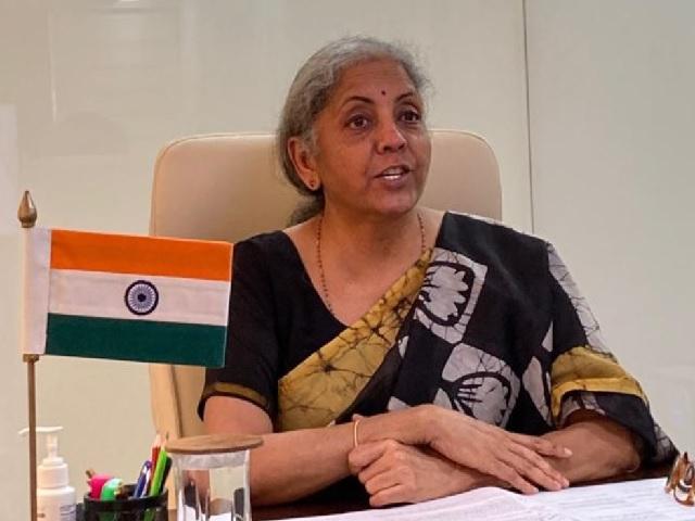 GST परिषद ने COVID राहत वस्तुओं पर आयात शुल्क में छूट का फैसला किया: 43 वीं GST परिषद की बैठक के बाद वित्त मंत्री Minister