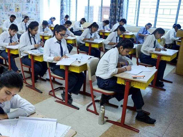Haryana Board class 12 exams