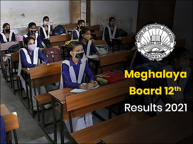 Meghalaya Board 12th Result 2021