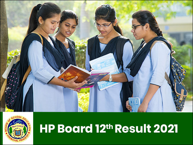 HP Board 12th Result 2021