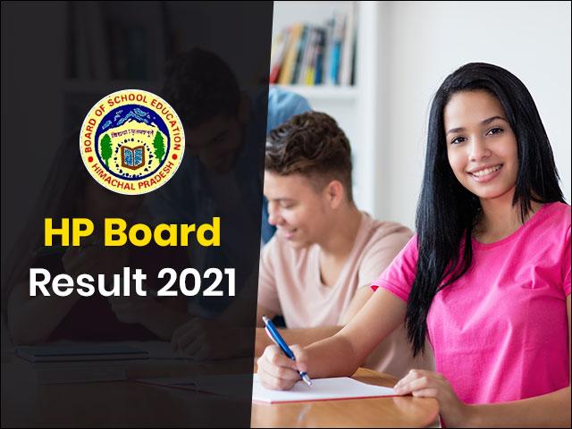 HP Board Result 2021