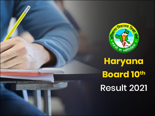 Haryana Board Exam 10th Results DECLARED: 100% pass percentage recorded, Class 12th result expected soon