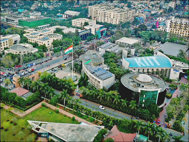 KIIT First Indian Varsity to Get Five Stars in QS Star Ratings