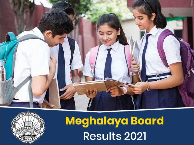 Meghalaya Board Result 2021