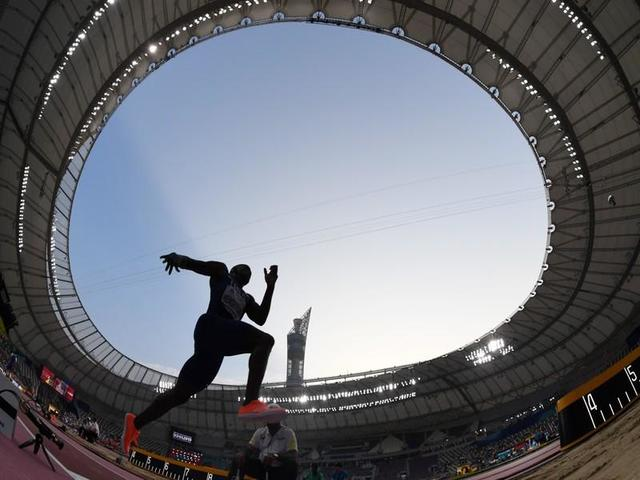 World Athletics Day, Source: Reuters