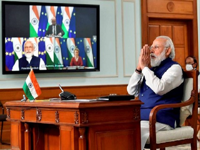 PM Narendra Modi to participate in European Council meeting on May 8