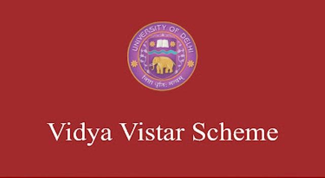 Delhi University's Vidya Vistar Scheme to benefit Students of Remote India