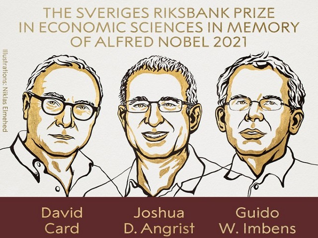 Nobel Prize in Economic Sciences 2021 jointly awarded to David Card, Joshua D. Angrist & Guido W. Imbens: All you need to know