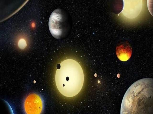 Distant planets in Solar System, Source: Reuters