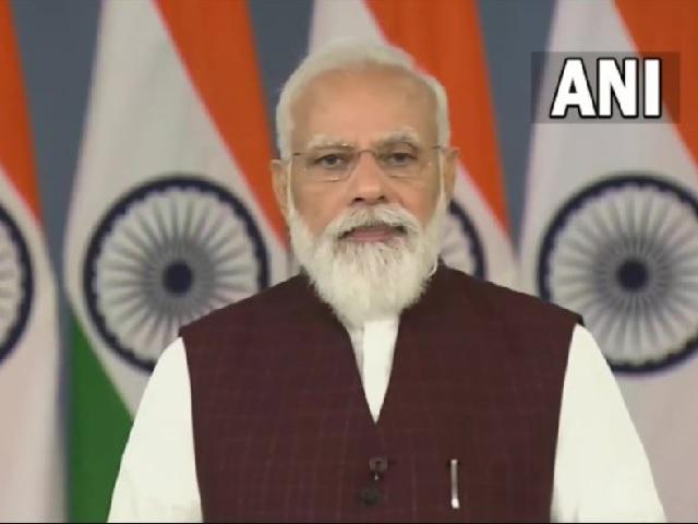 PM Modi launches PM GatiShakti