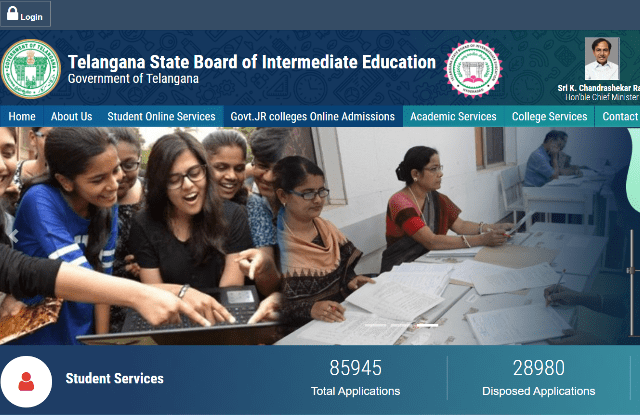 BSE Telangana publishes first year study materials, download via the TSBSE website at tsbie.cgg.gov.in