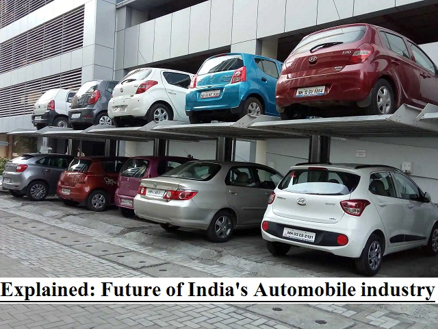 Explained: Future of India's Automobile Industry