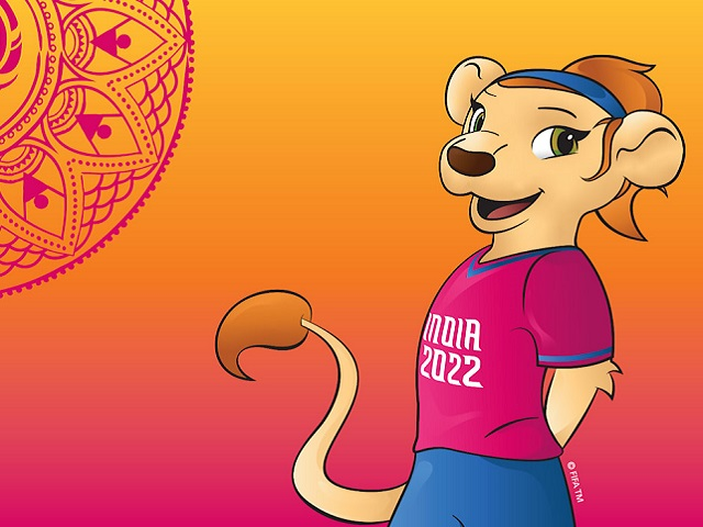 Ibha unveiled as official mascot of FIFA U-17 Women's World Cup 2022