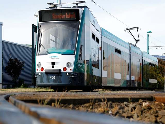 Germany Launched First Self-Driving Train of the World