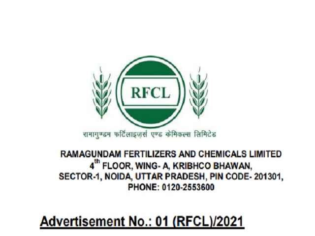 RFCL Recruitment 2021 Notification Out for Manager and Others; Check How to Apply Online, Salary, Eligibility
