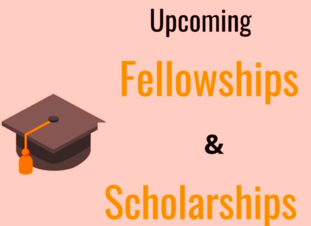 Latest Scholarship and Fellowship Programmes for Indian Students