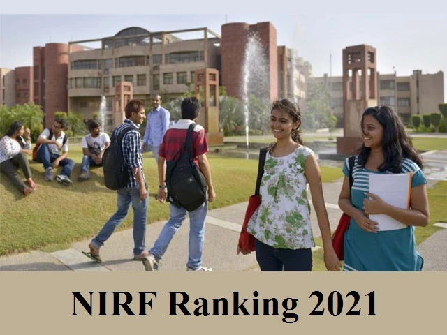 NIRF Ranking 2021: What is NIRF ? Check the complete list here