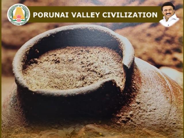 Porunai civilisation in TN