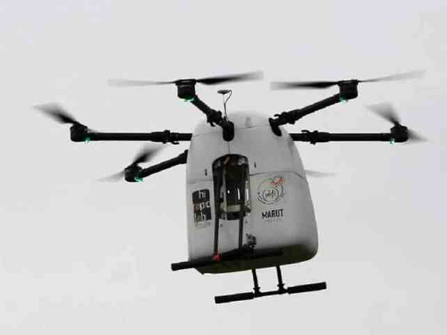Telangana launches 'Medicine from the Sky' project to drone