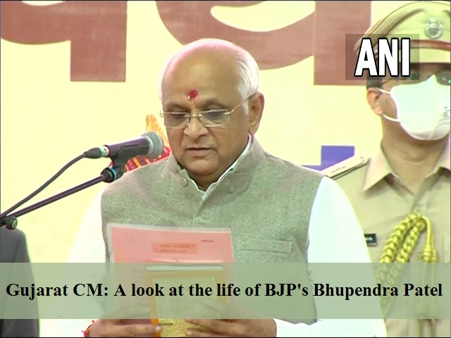 Gujarat CM: From MLA in 2017 to CM in 2021, a look at the life of BJP's Bhupendra Patel