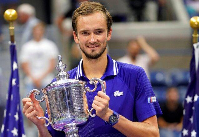 US Open 2021 Final: Daniil Medvedev wins Grand Slam title, beats Novak Djokovic