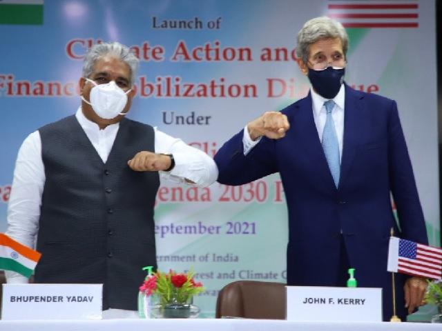 India-US Climate partnership