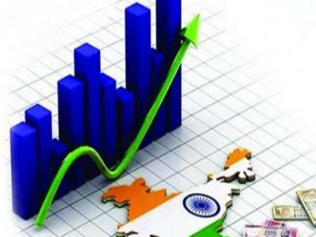 India's GDP, Source: PTI