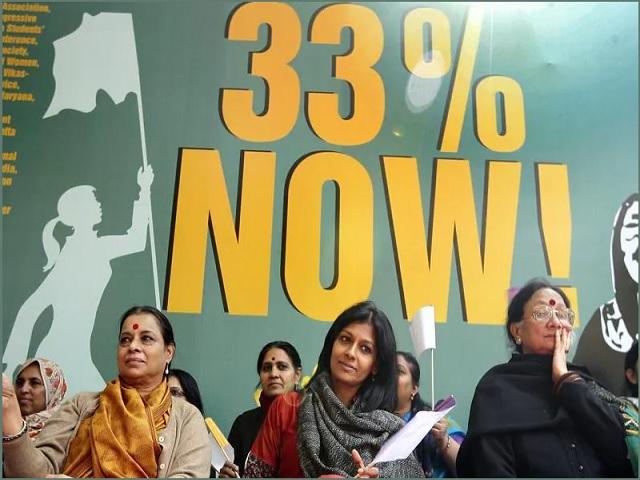 Women's Reservation Bill: 25 years on, the bill awaits a nod