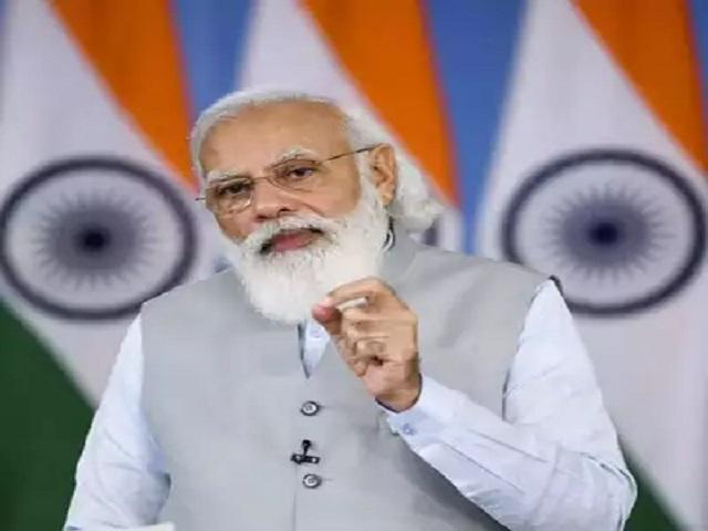 PM Narendra Modi, Source: PTI