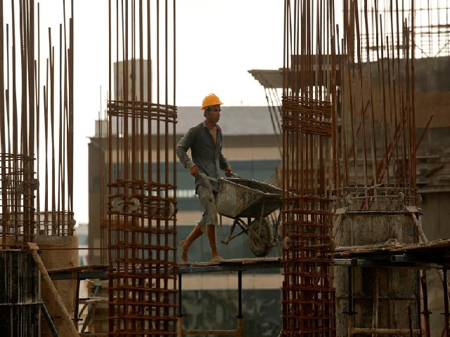 India's GDP growth rate