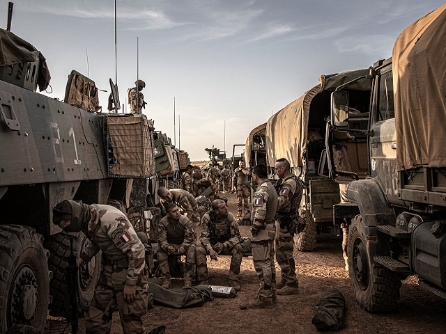 France's Barkhane force operations