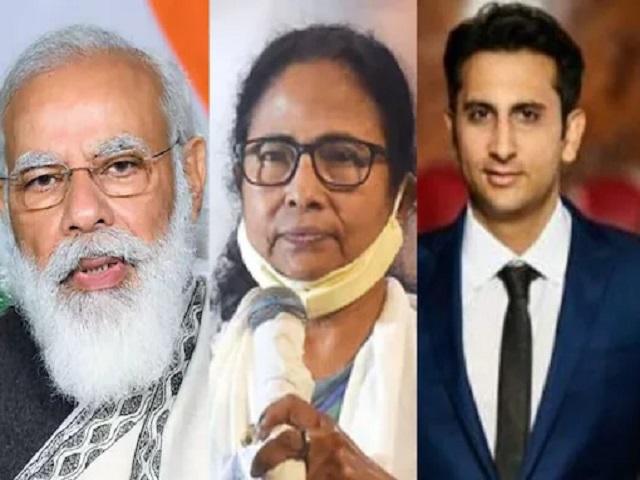 PM Modi, Mamata Banerjee, Adar Poonawalla, Source: PTI