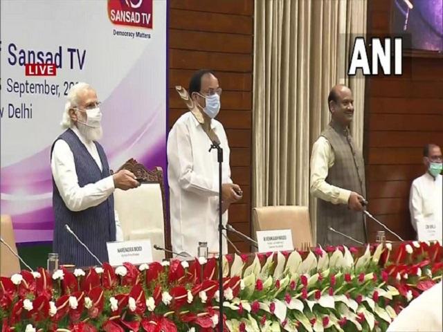 Sansad TV: New channel launched by merging Rajya Sabha, Lok Sabha TV