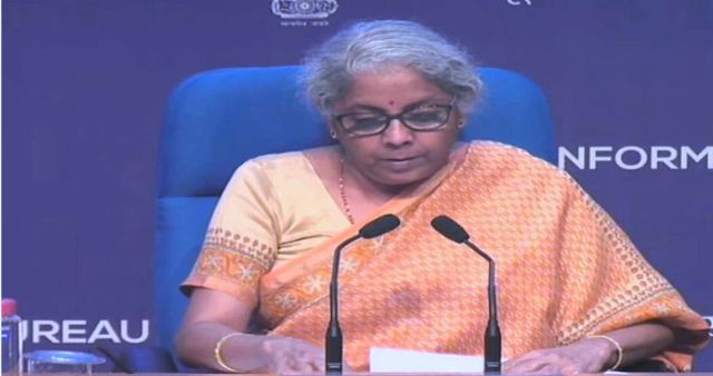 FM Nirmala Sitharaman press conference: Centre to set up National Asset Reconstruction Company