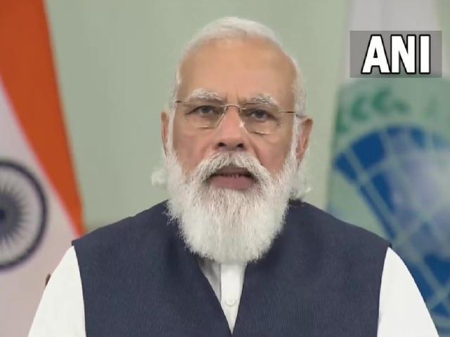 PM Modi addresses SCO Summit