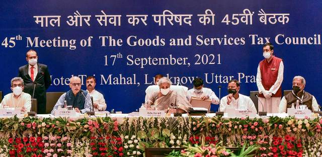 45th GST Council Meeting: Concessional GST rates on COVID-19 related medicines extended till Dec 31st