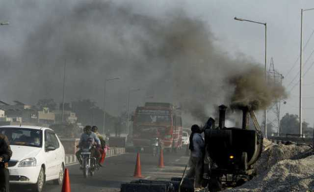 Air pollution could cut life expectancy by 9 years in north India: study