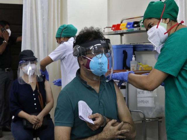 COVID Vaccination drive in India