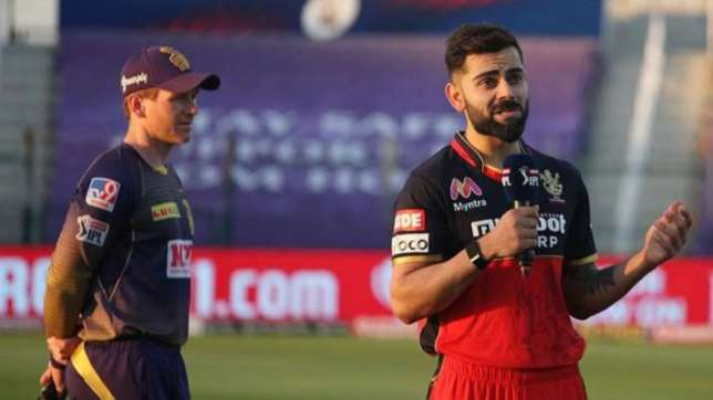 IPL 2021: When and where to watch Kolkata Knight Riders vs Royal Challengers Bangalore Live