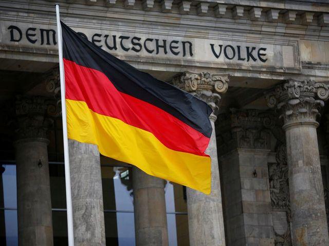 German Flag, Source: Reuters