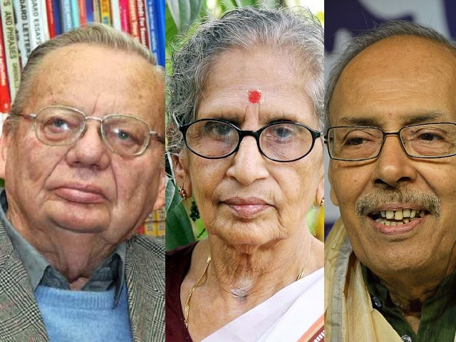 Sahitya Akademi Fellowship 2021: Ruskin Bond, M Leelavathy, Sirshendu Mukhopadhyay among 8 recipients