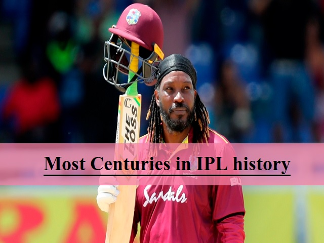 Most Centuries in IPL history (2008-2021): Check Rankings of Chris Gayle, Virat Kohli, David Warner, Shikhar Dhawan, KL Rahul & More