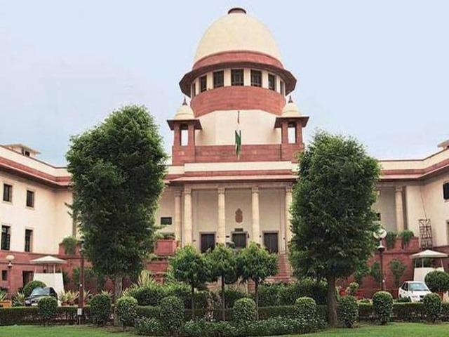 Supreme Court of India, Source: ANI