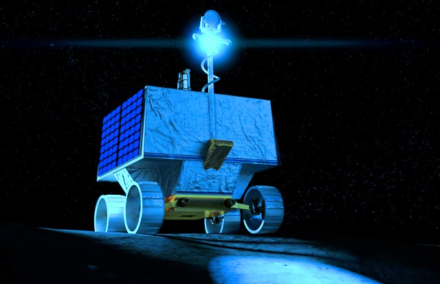 NASA's VIPER rover to land on Moon's Nobile Crater in 2023