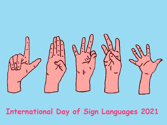 International Sign Language Day