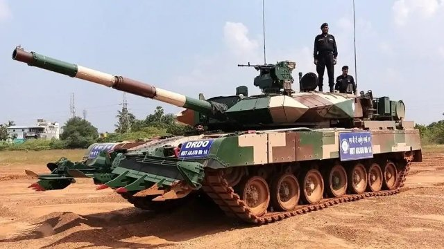 Defence Ministry places 7,523 cr rupees order for 118 tanks for Indian Army
