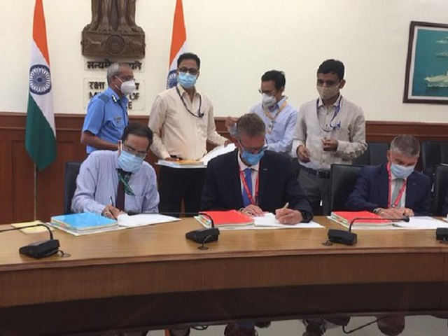Defence Ministry signs major deal with Airbus for procurement of 56 C-295 aircraft
