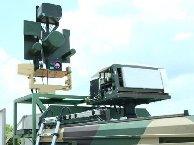 Naval Anti-Drone System