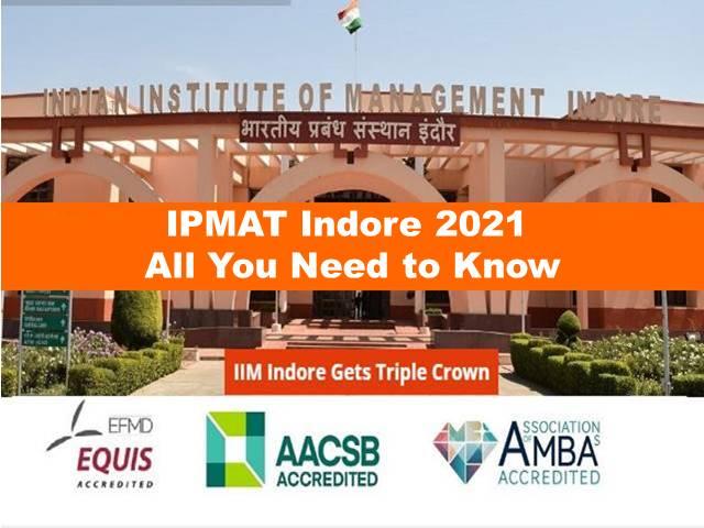 IPMAT Indore 2021: Application, Registration, Important Dates, Eligibility